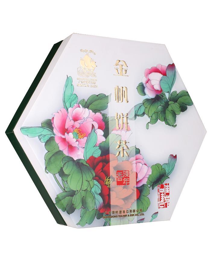 金帆饼茶2012(熟)特普13412