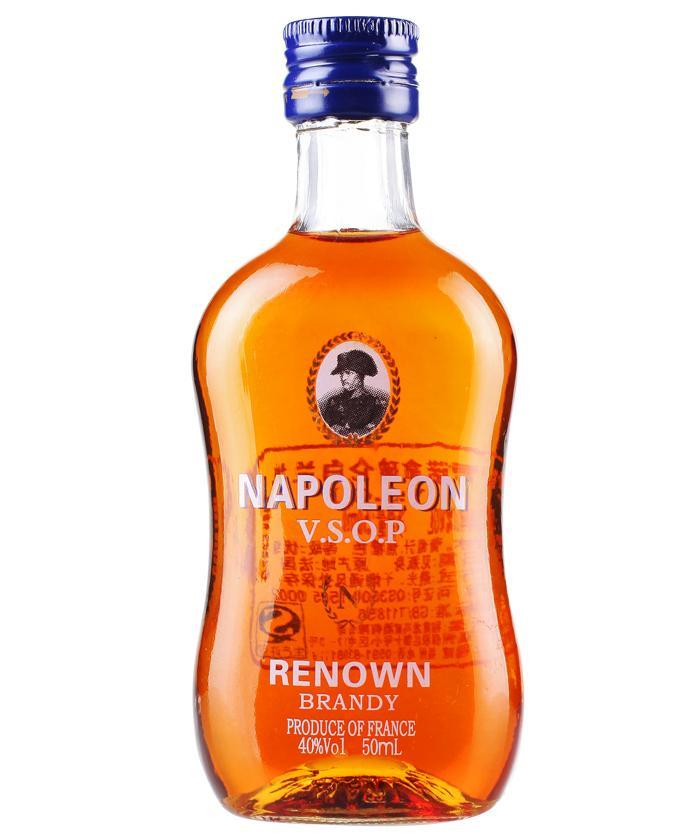 雷诺拿破仑白兰地VSOP酒版(50ML)