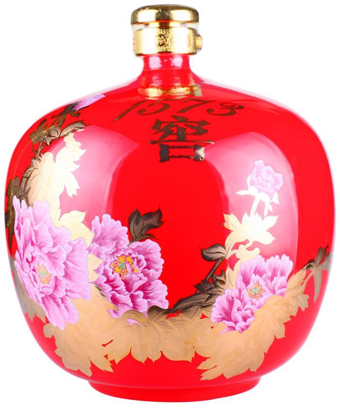 国窖(1573)国韵60度坛酒(5000ML)