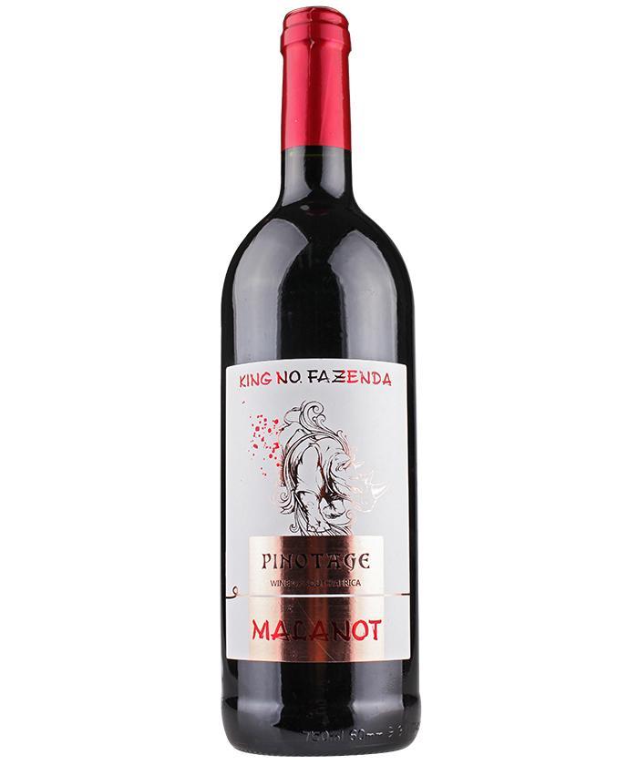犀牛王品诺塔琪干红葡萄酒(750ML)