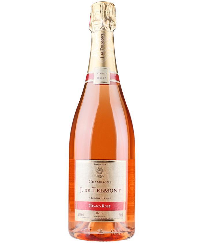 金帝泰蒙桃红香槟(750ML)