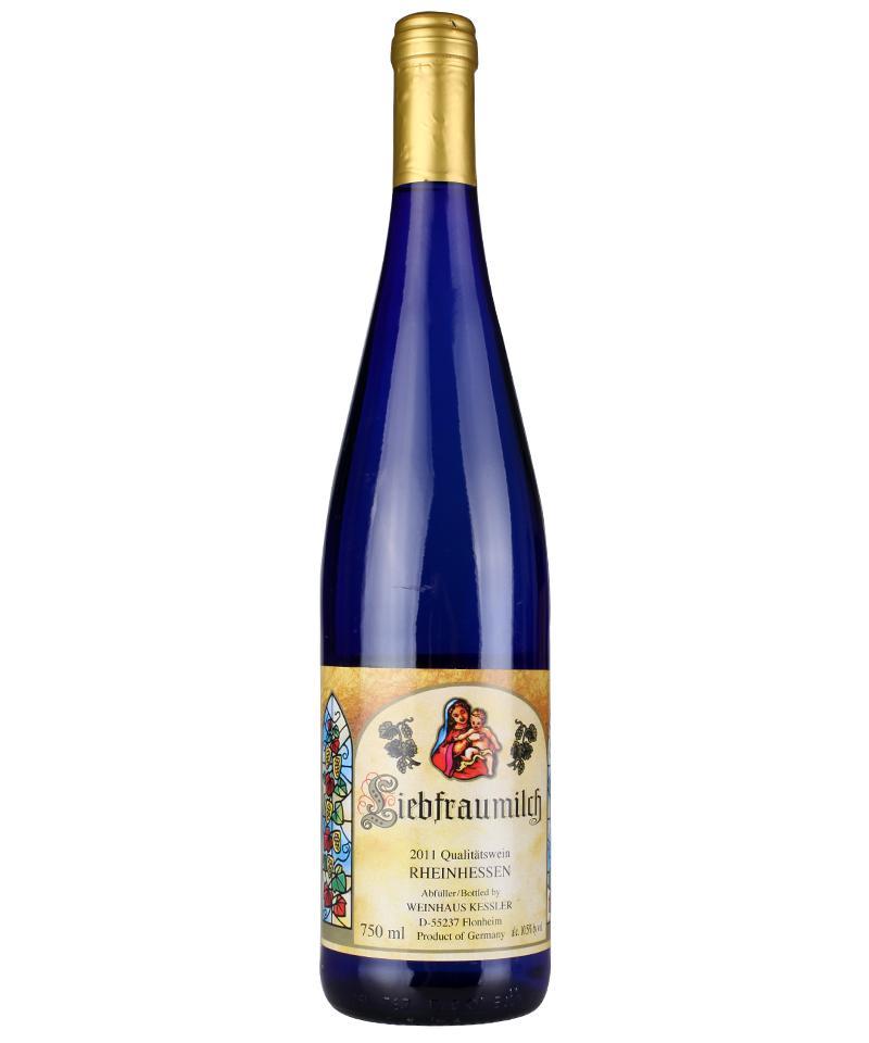 凯茜莱茵白葡萄酒