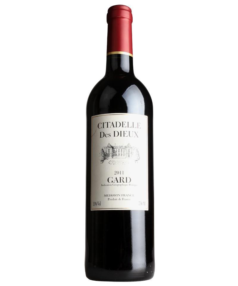 神堡干红葡萄酒