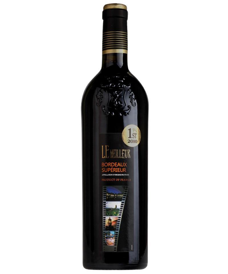 臻悦超级波尔多干红葡萄酒