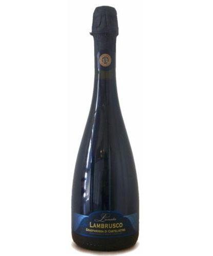 兰布鲁斯科格斯伯索拉起泡葡萄酒