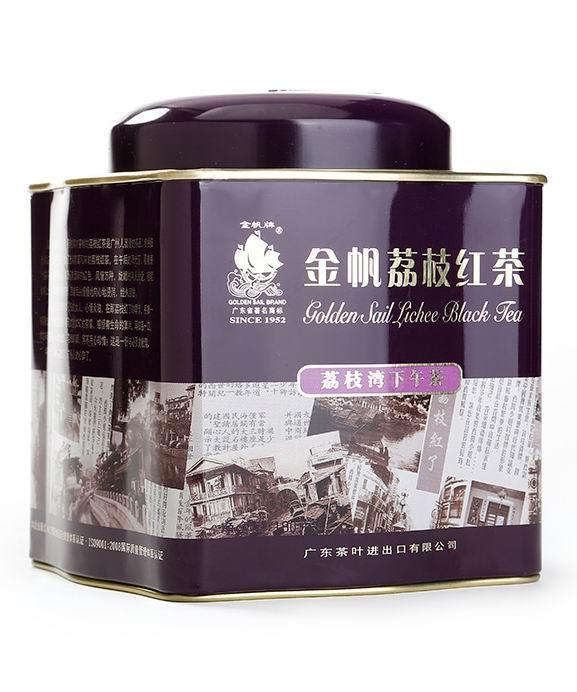 金帆特级荔枝红茶(红055)