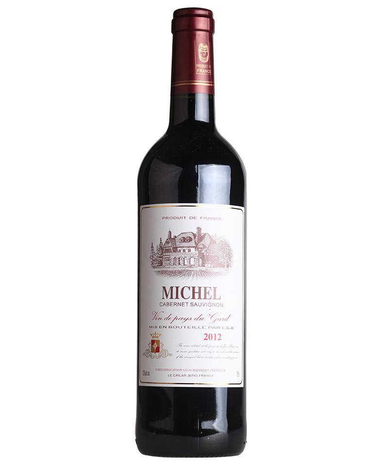 迈瑞庄园(赤霞珠)干红葡萄酒(750ML)
