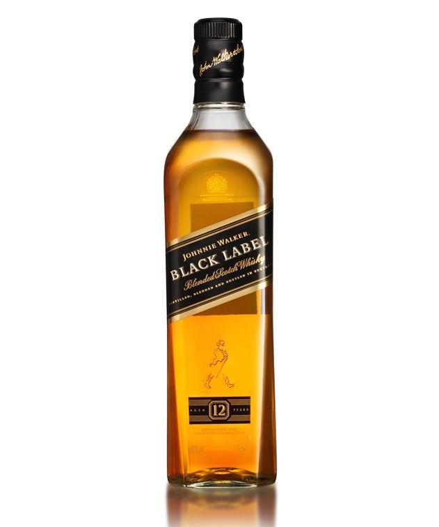 尊尼获加(黑牌)威士忌12年(700ML)
