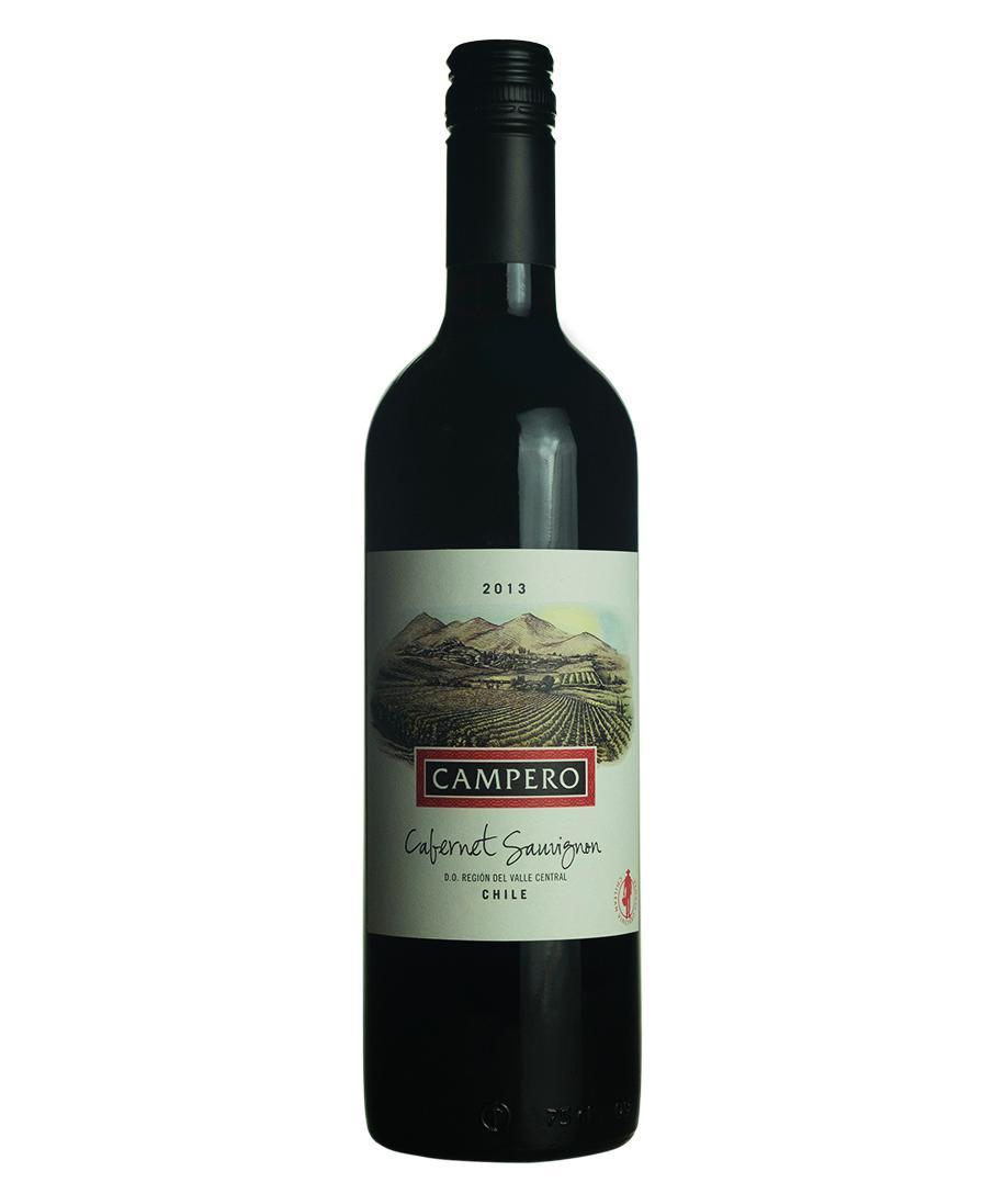 金宝路赤霞珠红葡萄酒