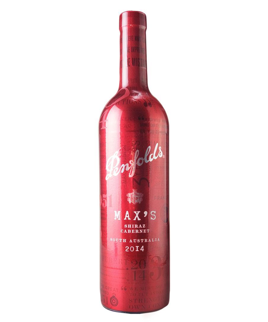 奔富麦克斯MAX红葡萄酒