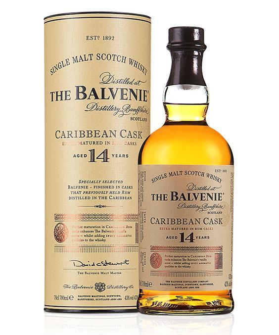 百富14年单一纯麦苏格兰威士忌(700ML)