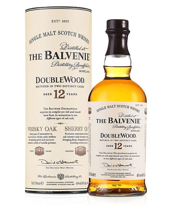 百富12年单一纯麦苏格兰威士忌(700ML)