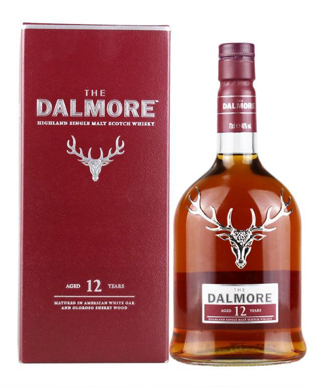 帝摩牌12年苏格兰单一纯麦威士忌