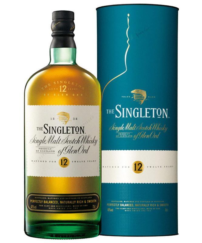 苏格登12年威士忌(700ML)