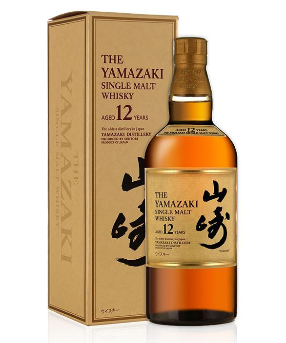 山崎12年单一麦芽威士忌(700ML)