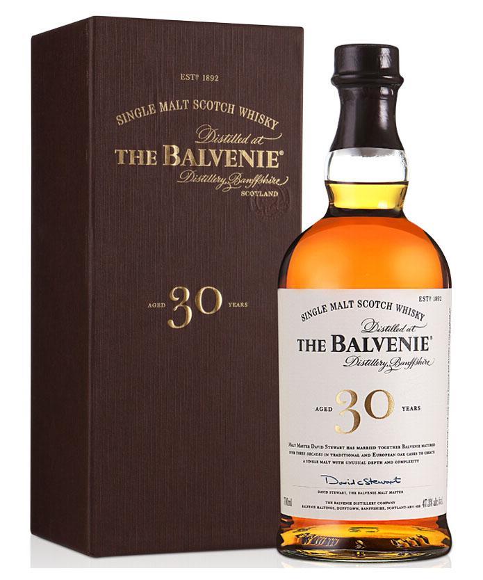 百富30年单一纯麦苏格兰威士忌(700ML)