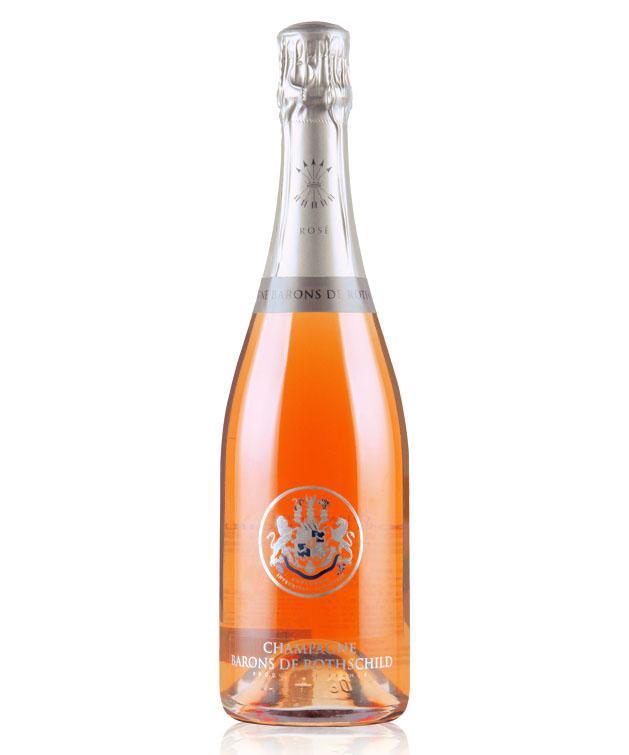 拉菲.罗斯柴尔德桃红香槟