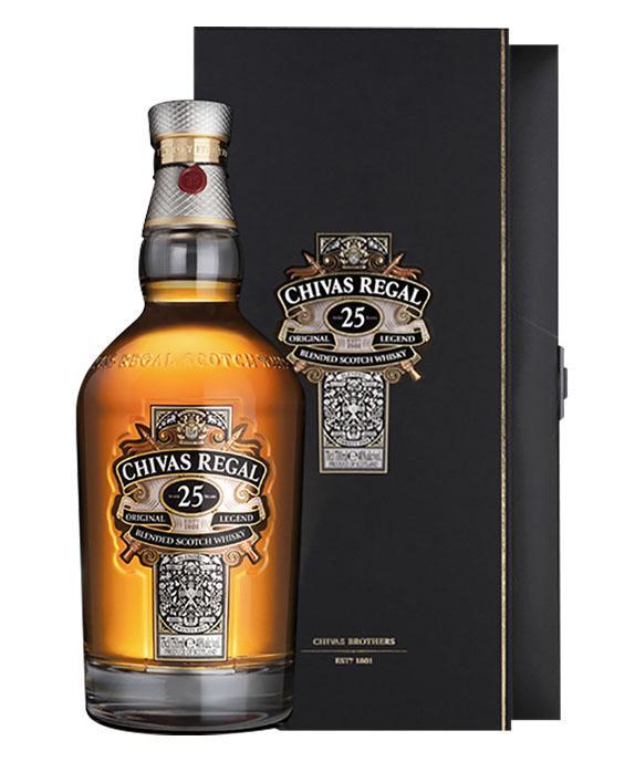 芝华士25年威士忌(700ML)