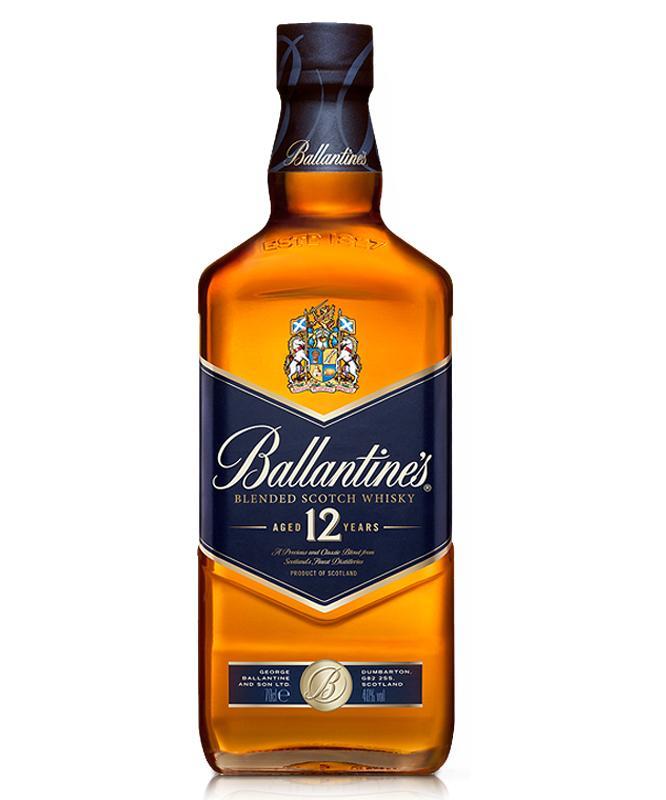 百龄坛12年威士忌(700ML)