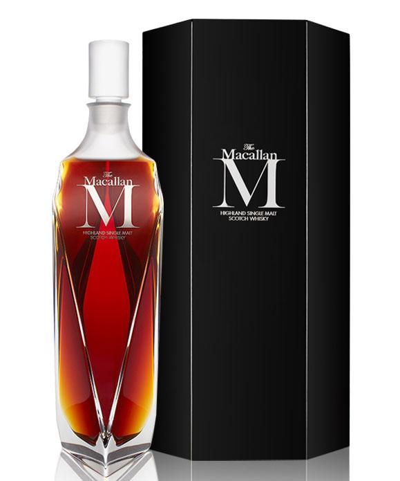 麦卡伦1824大师系列璀璨威士忌(700ML)