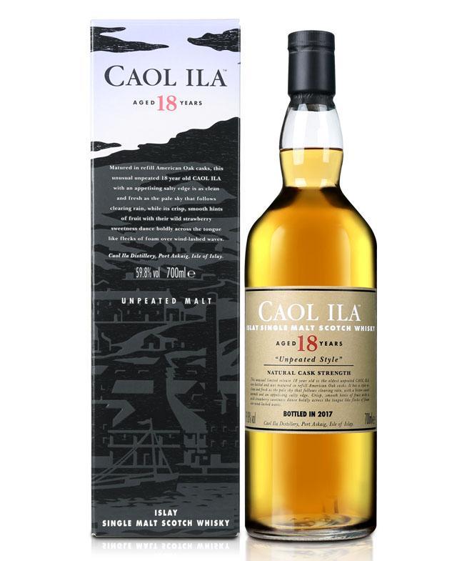 卡尔里拉18年单一麦芽威士忌(700ML)