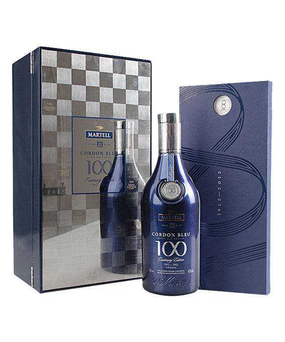 马爹利蓝带100周年带银币纪念版(700ML)