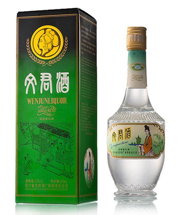 文君酒1988复刻版52度(500ML)