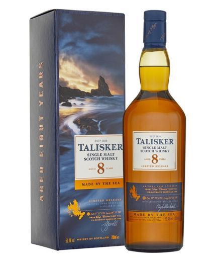 泰斯卡8年桶装原酒纯麦威士忌(700ML)