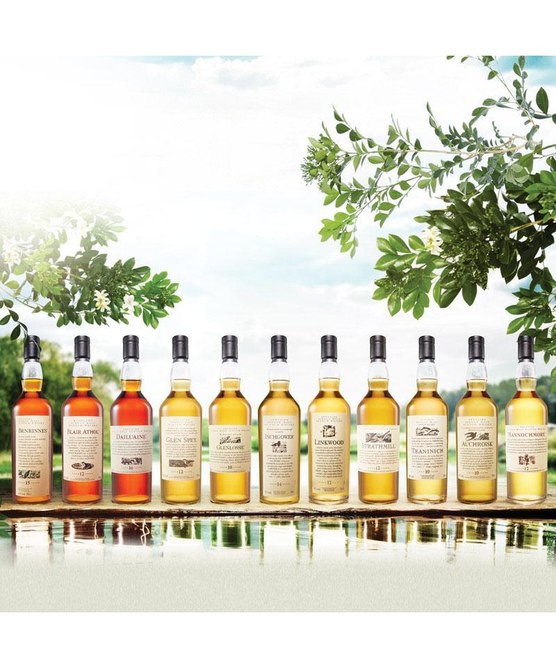 帝亚吉欧花鸟系列珍藏套装(700ML*11瓶)