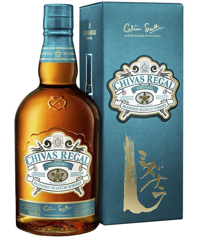 芝华士水楢限定版威士忌(700ML)