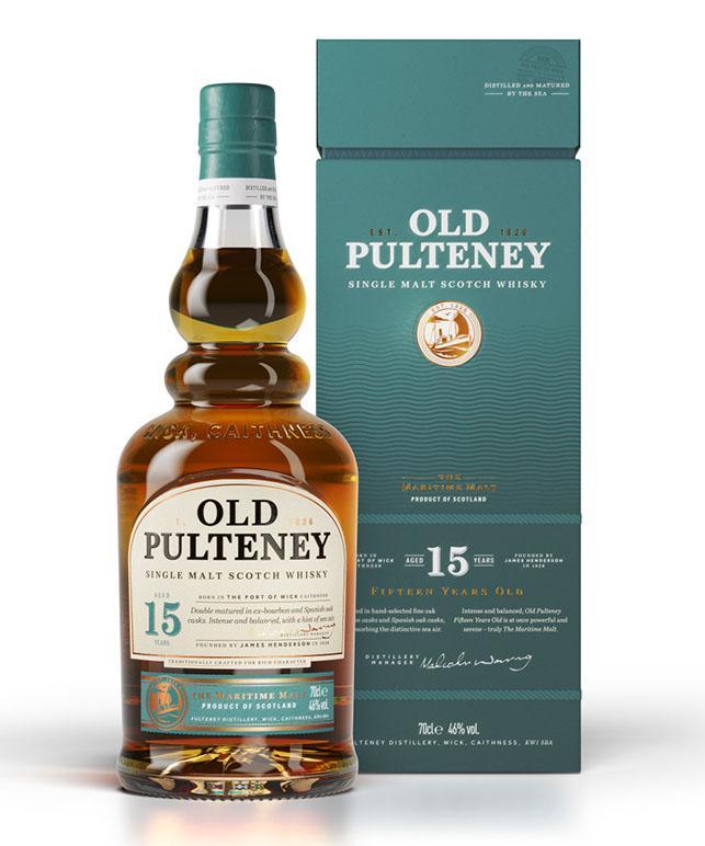 富特尼15年单一麦芽威士忌(700ML)