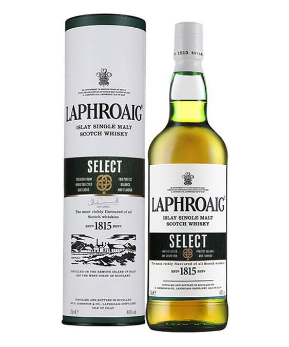 利富(拉弗格)精选橡木桶纯麦威士忌(700ML)