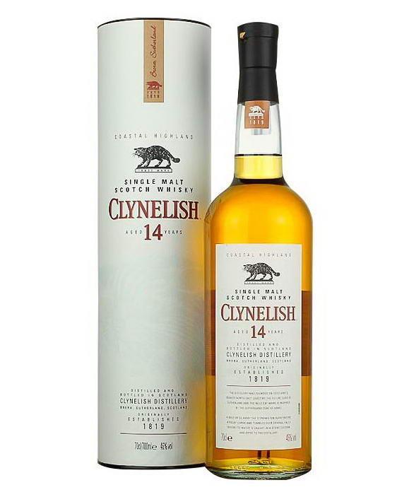 克里尼利基14年单一麦芽威士忌(700ML)