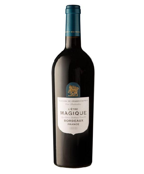 光之颂亿盛境波尔多红葡萄酒