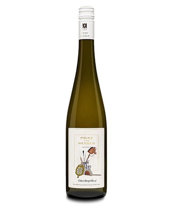河神王子庄园木马半甜白葡萄酒(750ML)