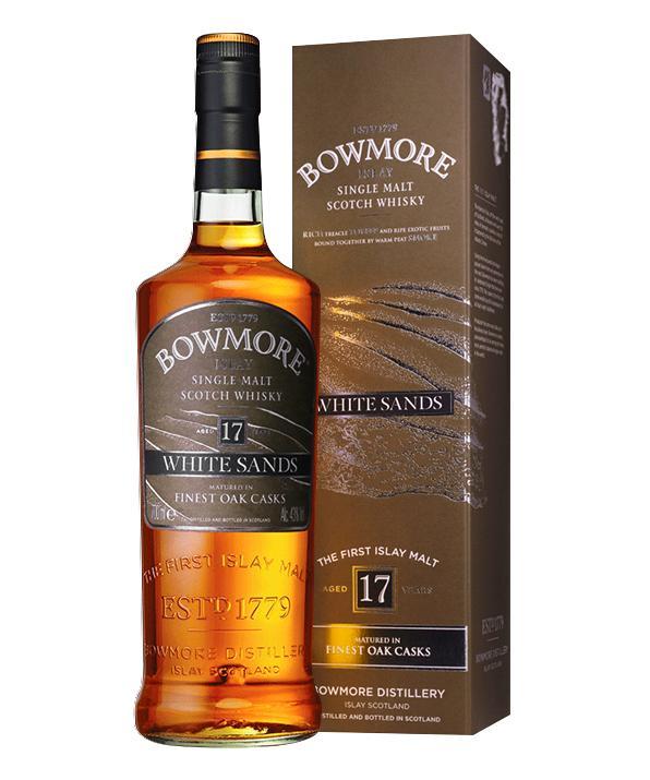 波摩白沙17年单一麦芽威士忌(700ML)