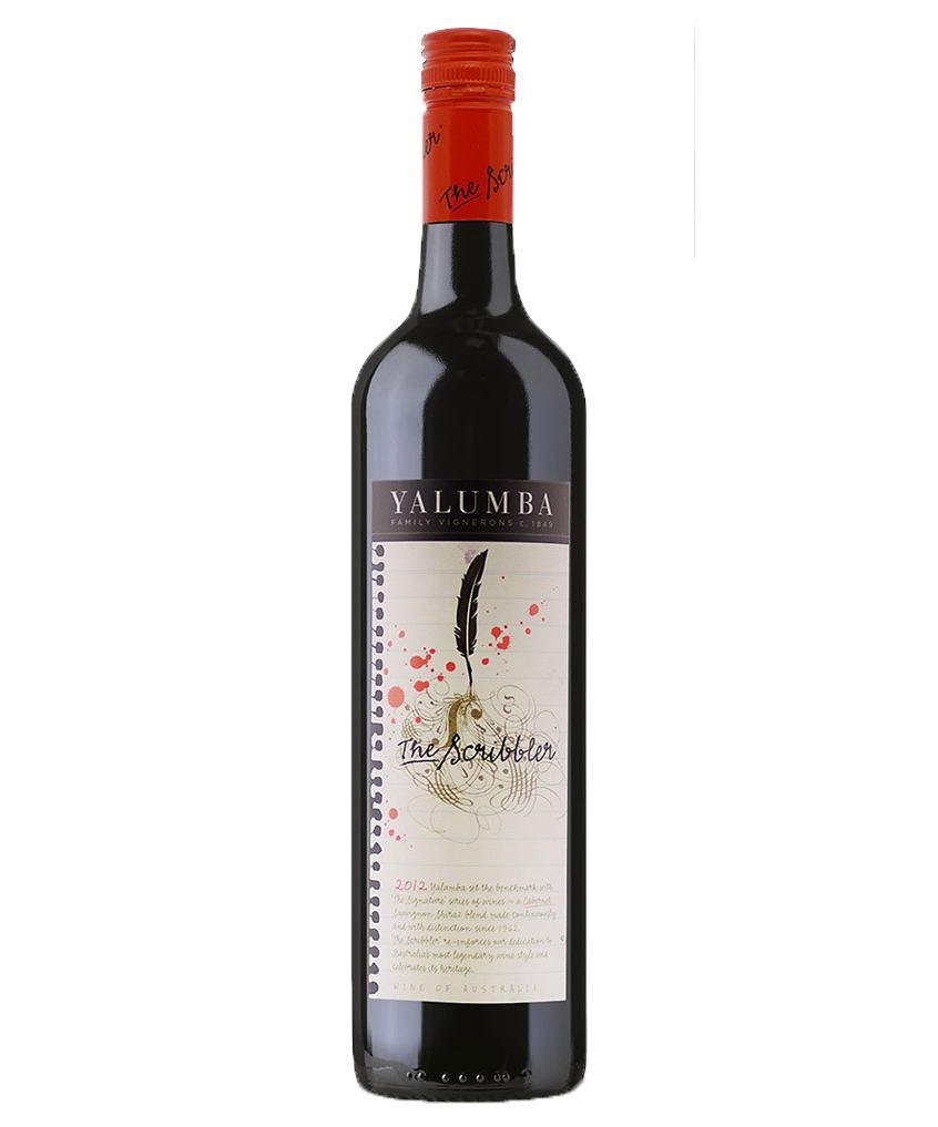 御兰堡巴罗萨涂鸦干红葡萄酒