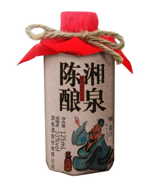 湘泉陈酿33度(125ML)