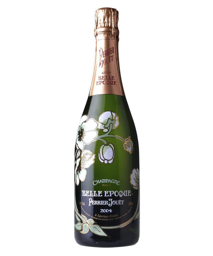巴黎之花美丽时光香槟2004年份干型(750ML)