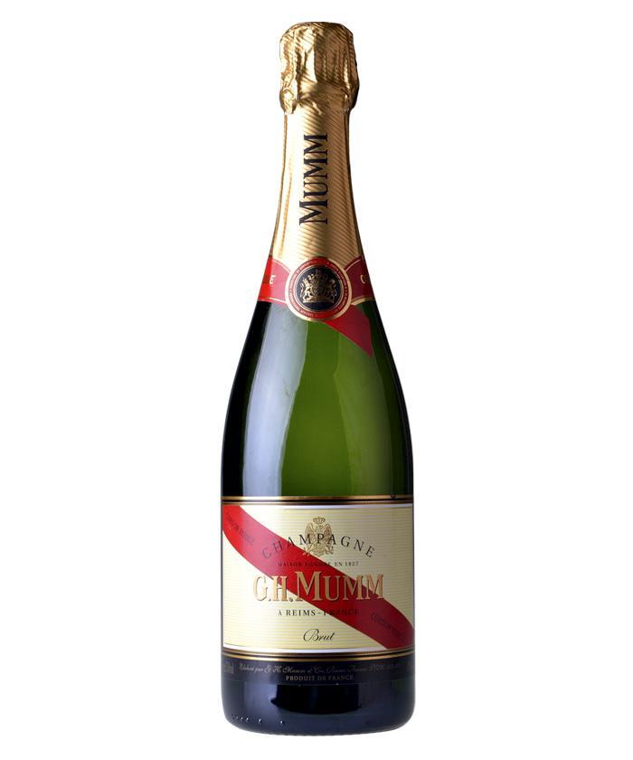 玛姆红带香槟特级干型(750ML)