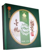 金帆3公斤饼茶(青)(普11512)