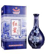 北京红星青花瓷二锅头52度(500ML)