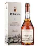 德拉曼清而淡大香槟区干邑白兰地(25年陈酿)