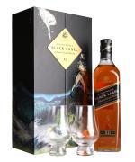 尊尼获加(黑牌)威士忌礼盒(700ML)