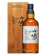 山崎18年(水楢桶)单一麦芽威士忌(700ML)