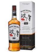 波摩12年单一麦芽威士忌中文版(700ML)