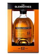 格兰路思12年斯佩塞纯麦威士忌(700ML)