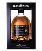 格兰路思18年斯佩塞纯麦威士忌(700ML)