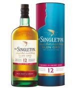 苏格登12年雪莉版单一麦芽威士忌(700ML)
