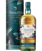 苏格登18年桶装原酒限量版2019纯麦威士忌(700ML)